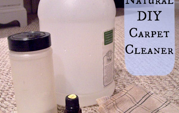 Homemade Natural Carpet Cleaner
