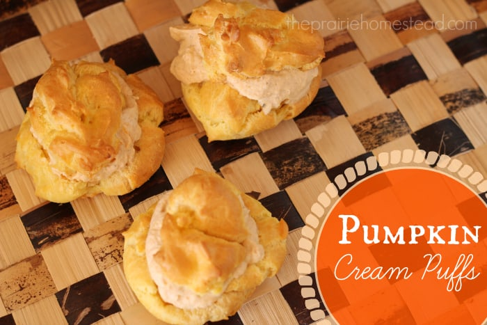 how to make creamed pumpkin