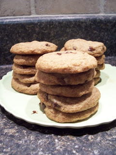 Sprouted Flour Cookies