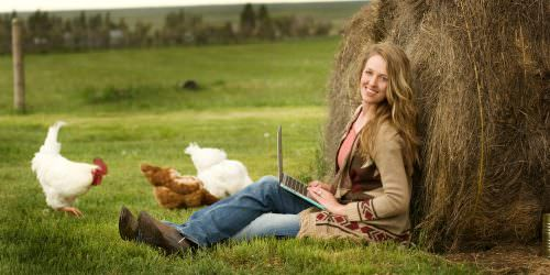 On Homesteading Stereotypes, and Such.