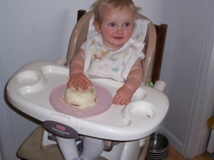 Whole Food Cakes for Baby
