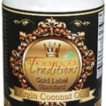 Review & GIVEAWAY: Tropical Traditions Gold Label Coconut Oil