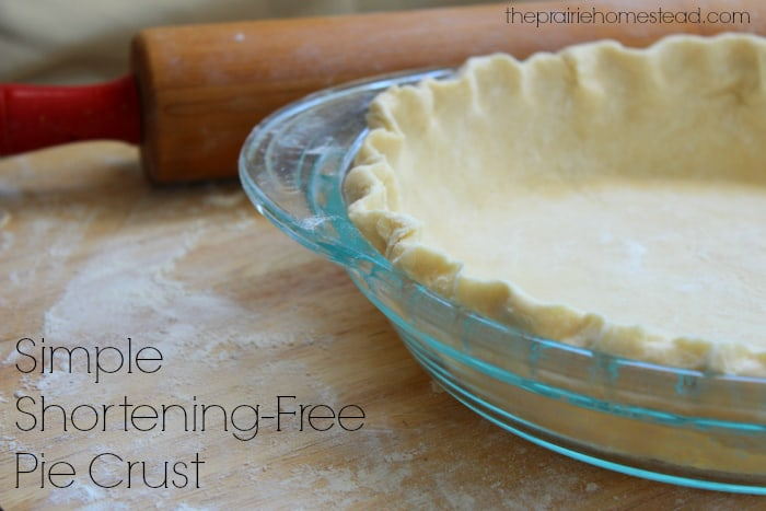 how to make pie crust and pie pastry