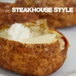 How to Make Steakhouse-Style Spuds