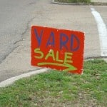 Yard Saling for the Real Food Kitchen