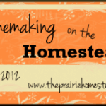 Homemaking for the Five Senses: Smell