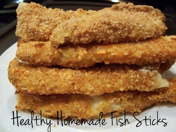 fish stick recipe