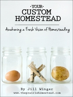 Your Custom Homestead eBook