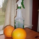 DIY All-Purpose Citrus Cleaner