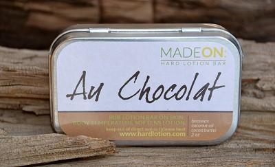 Giveaway Week: MadeOn Hard Lotion