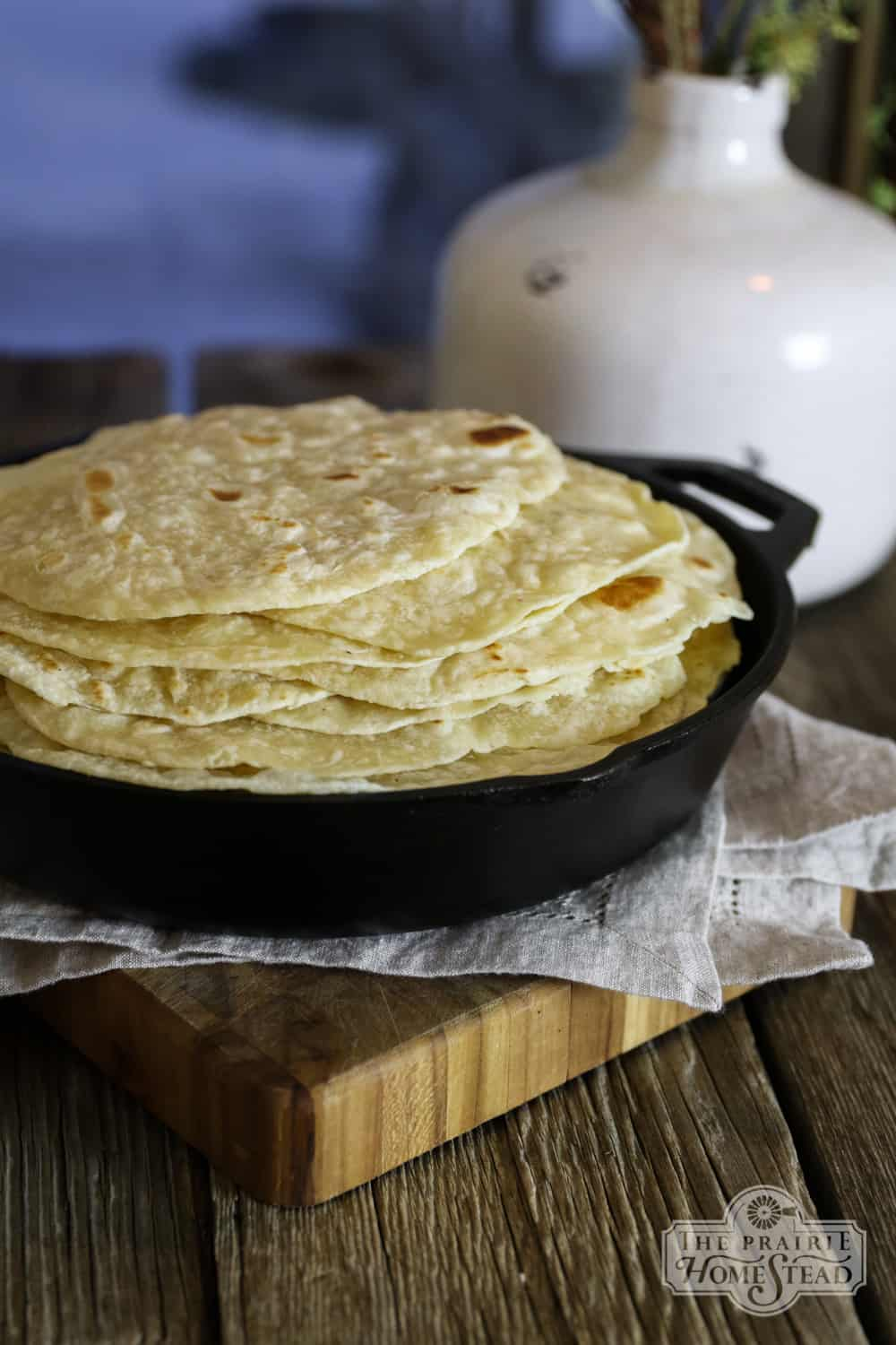 homemade flour tortilla recipe