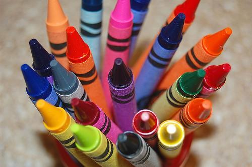 Quick & Easy Crayon Remover