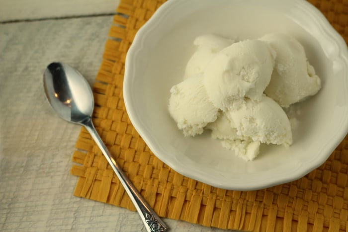 no cook ice cream recipe