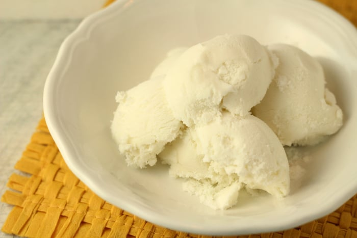 simple ice cream recipe