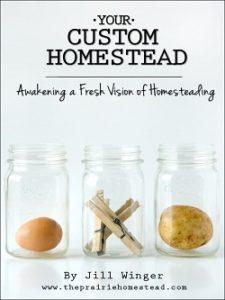 your custom homestead ebook
