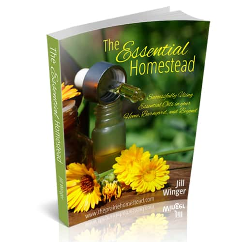 A Free Essential Oil eBook!