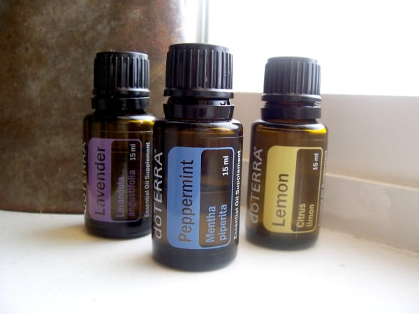 My 3 most-used single oils