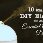 10 Must-Try Essential Oil Recipes for Your Diffuser