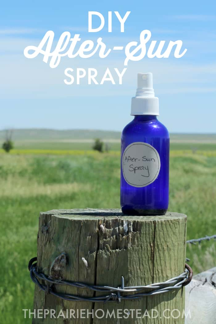 Image result for diy after sun spray essential oils