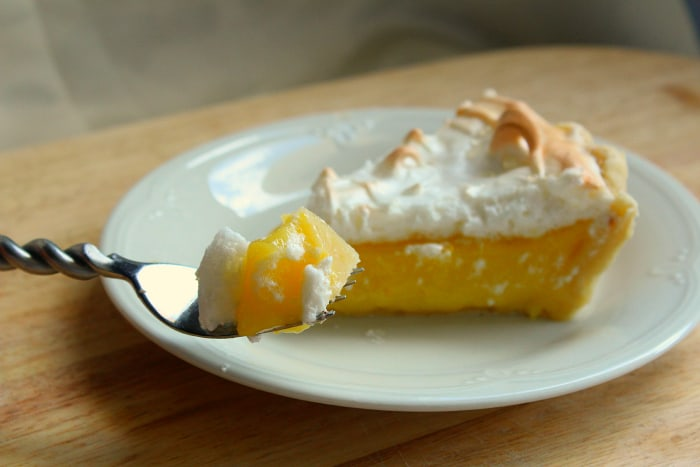 lemon whey pie