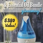 A Ginormous Essential Oil Giveaway! ($380 value)