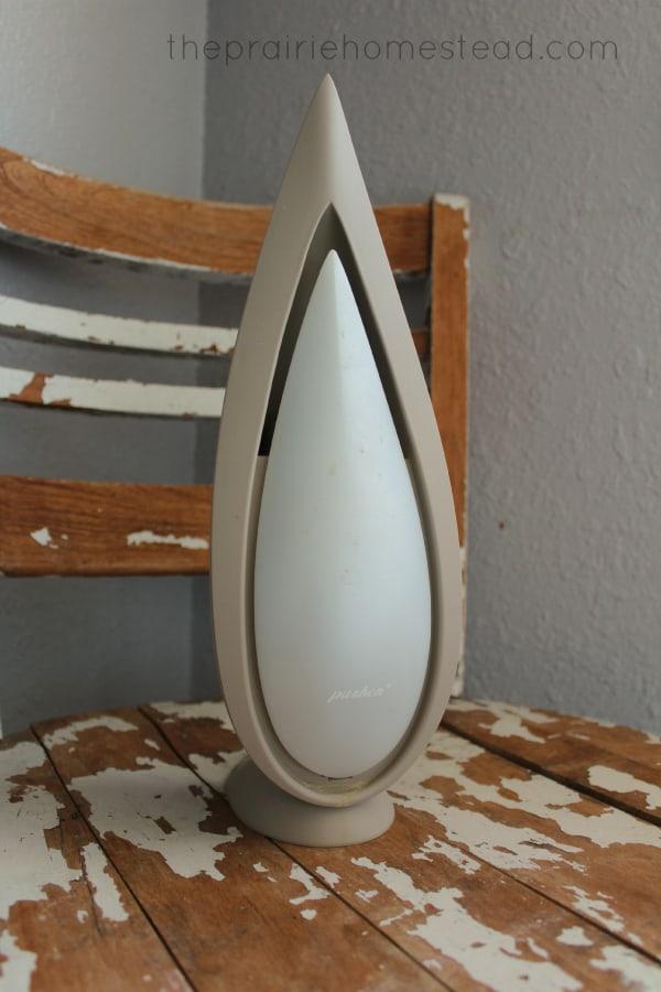 My Lotus diffuser.