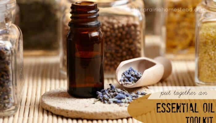 How to Put Together an Essential Oil Toolkit