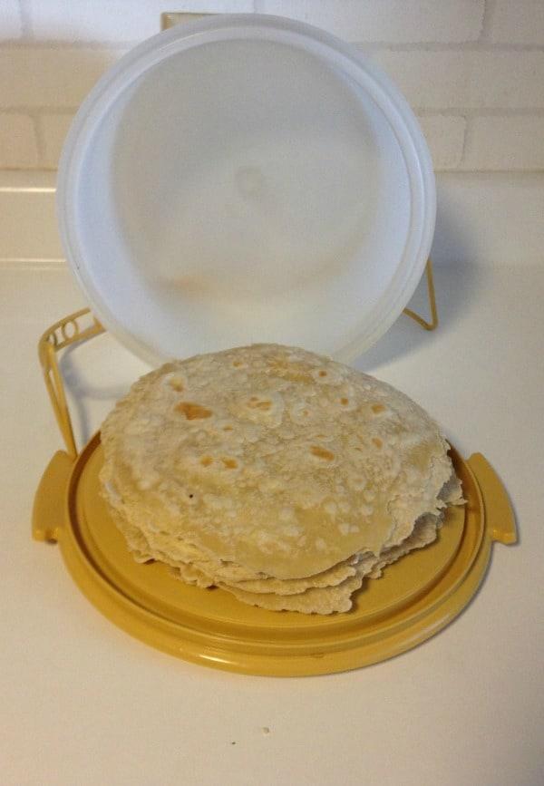 tortilla keeper