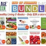 Save 90% on 30 Natural Living eBooks- This Week Only!