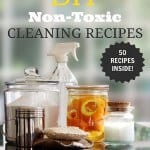 50+ Ways to Detox your Cleaning Cabinet (Coupon Code!)