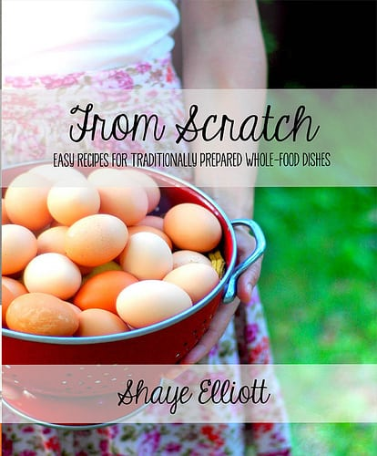 from scratch cookbook