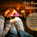 Get Ready to Hibernate! $2000 Worth of Homesteading, Real Food, & Health Content for $39!