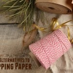 15+ Wrapping Paper Alternatives