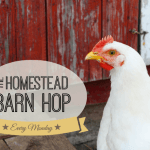 Homestead Barn Hop #165