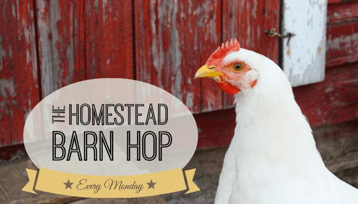 Homestead Barn Hop #182