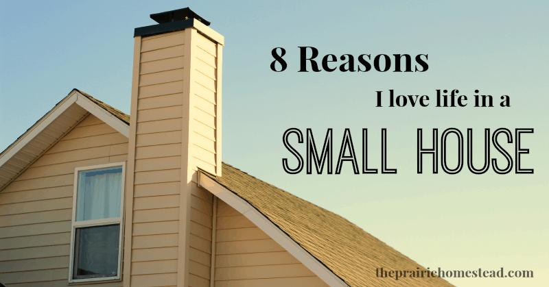 Merveilleux Small House Living