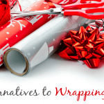 15 Ideas for Wrapping Paper Alternatives