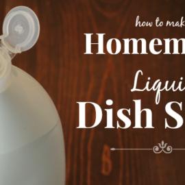 Tallow Soap Recipe • The Prairie Homestead