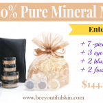 GIVEAWAY: Beeyoutiful Mineral Makeup ($144 value!)