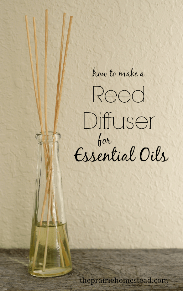 How to make essential oils for diffuser