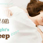 8 Essential Oils for a Better Night's Sleep