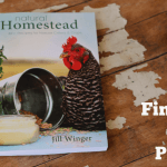 Hold it in Your Hands: The Print Version of Natural Homestead is Here!