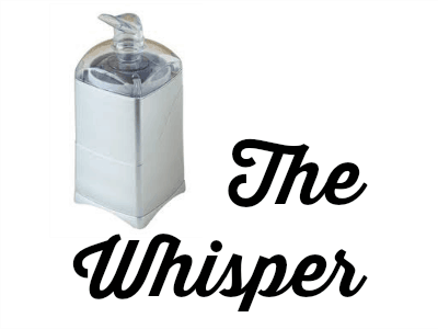 whisper diffuser review