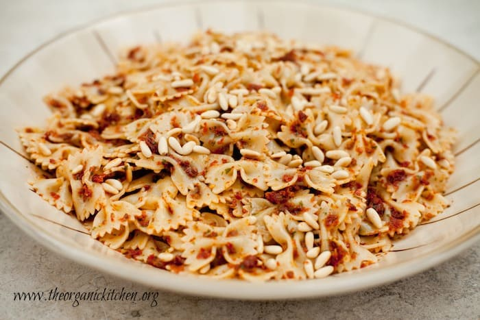 sundried tomato pasta recipe