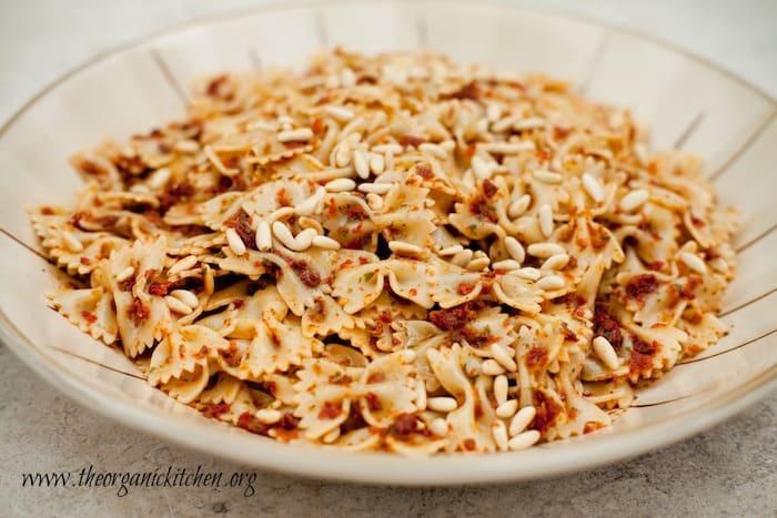 sundried tomato pasta recipe