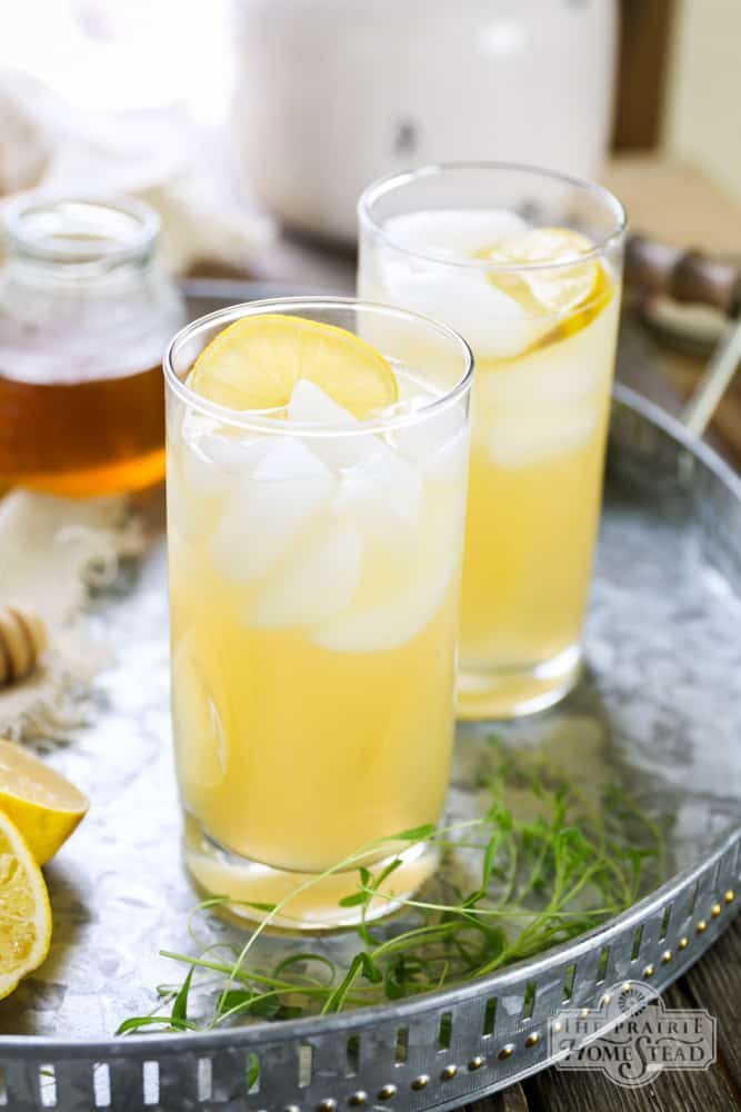 honey lemonade recipe