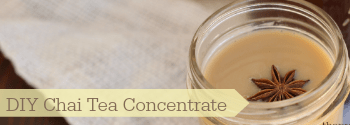 Homemade Chai Extract