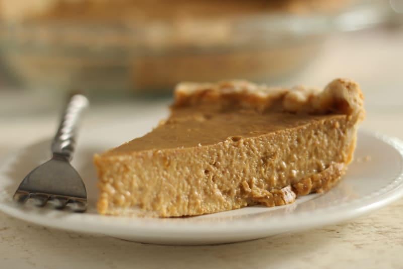 From Scratch Pumpkin Pie Recipe: Made with Honey