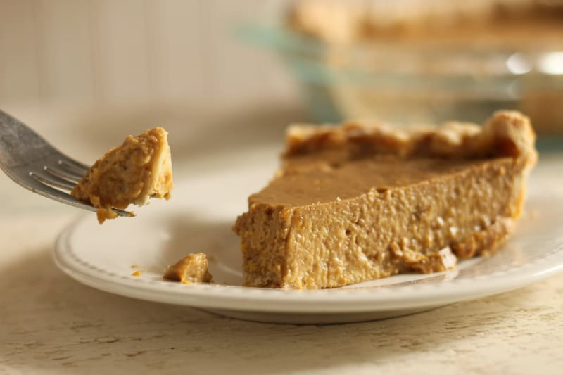 From Scratch Pumpkin Pie Recipe: Made with Honey