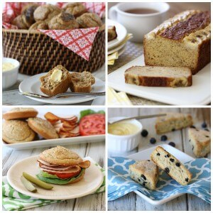 grain free baking recipes